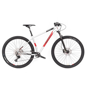 Wilier 503X Comp, grey red